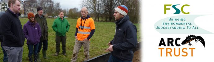 Great Crested Newt Licensing and Mitigation by Field Studies Council and ARC Trust