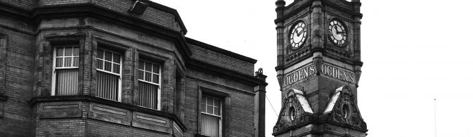 Planning Approval for the Former Ogdens Tobacco Factory, Liverpool