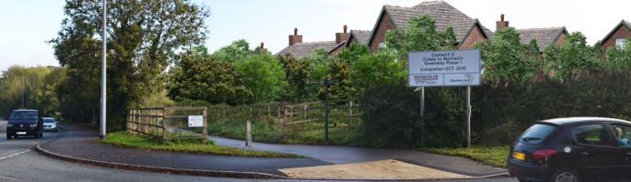 Land at Wistaston Green Road, Wistaston, Crewe, Cheshire
